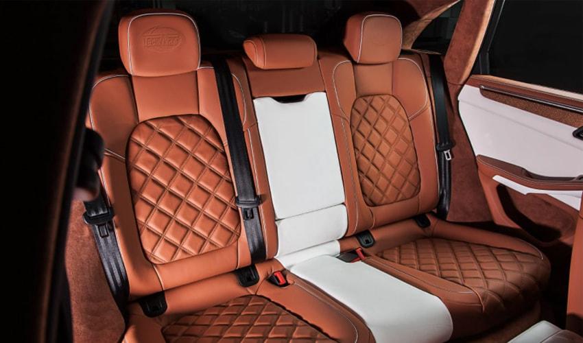 что такое кожа алькантара в автомобиле